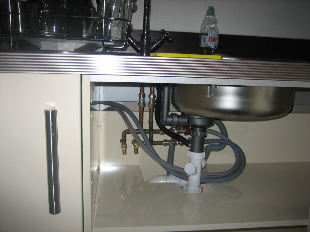 Installing table top dishwasher - Kitchen Fitting job in Birmingham ...