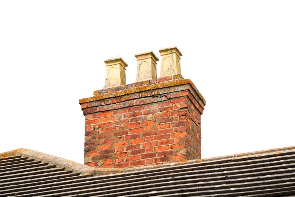 Repair Of Brickwork On Chimney On Victorian Farmhs Chimneys Amp Fireplaces Job In Milton Keynes