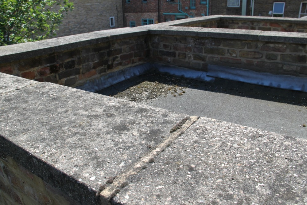 Convert Flat Roof To Pitched And Install Veluxes