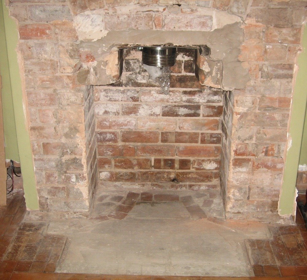 Chimney Breast Repair Lintel Installation Chimneys Fireplaces Job In Crewe Cheshire