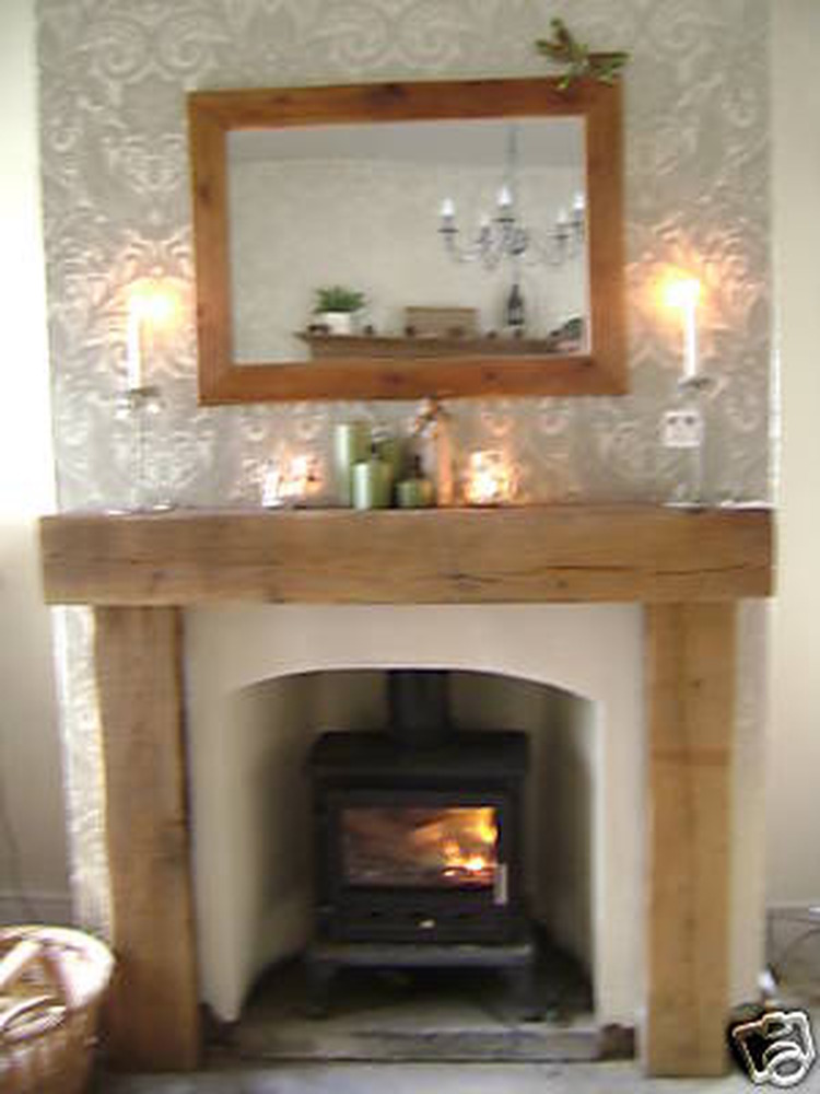 heritage wood fireplace mantel traditional indoor. fireplace for ...