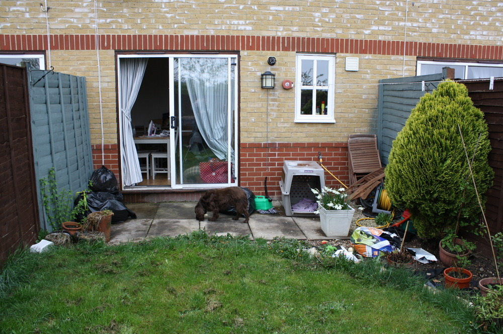 Landscape Small Garden : Small garden landscaping landscape gardening job in