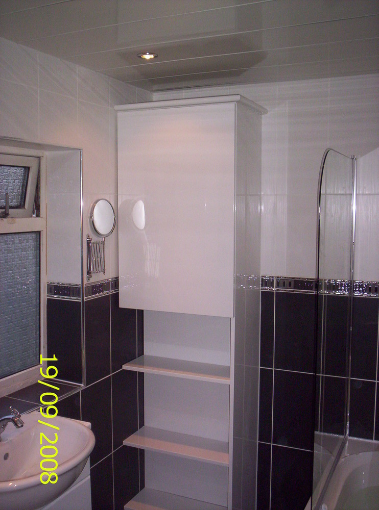 Bathrooms by hanmer 100 feedback bathroom fitter for Bathroom design blackpool