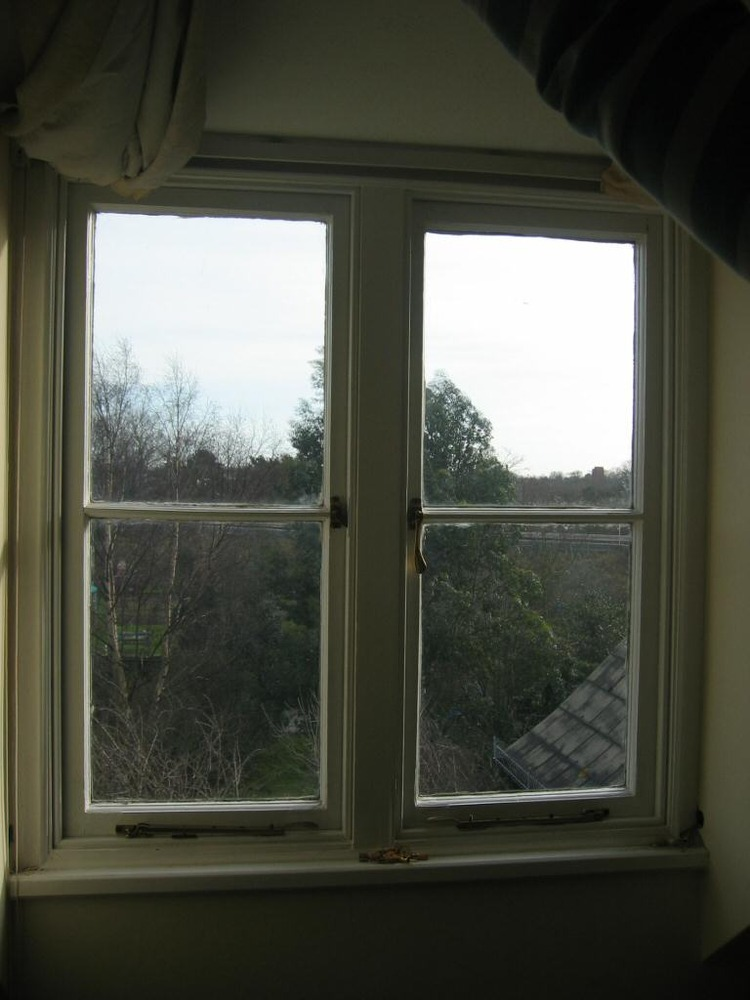 Wooden frame window replacement windows job in beckenham for Wood replacement windows