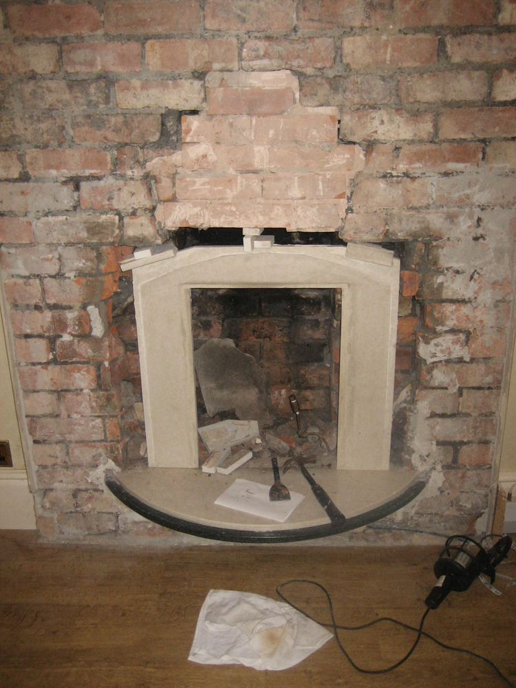 Chimney Needs Opening Up Chimneys Amp Fireplaces Job In