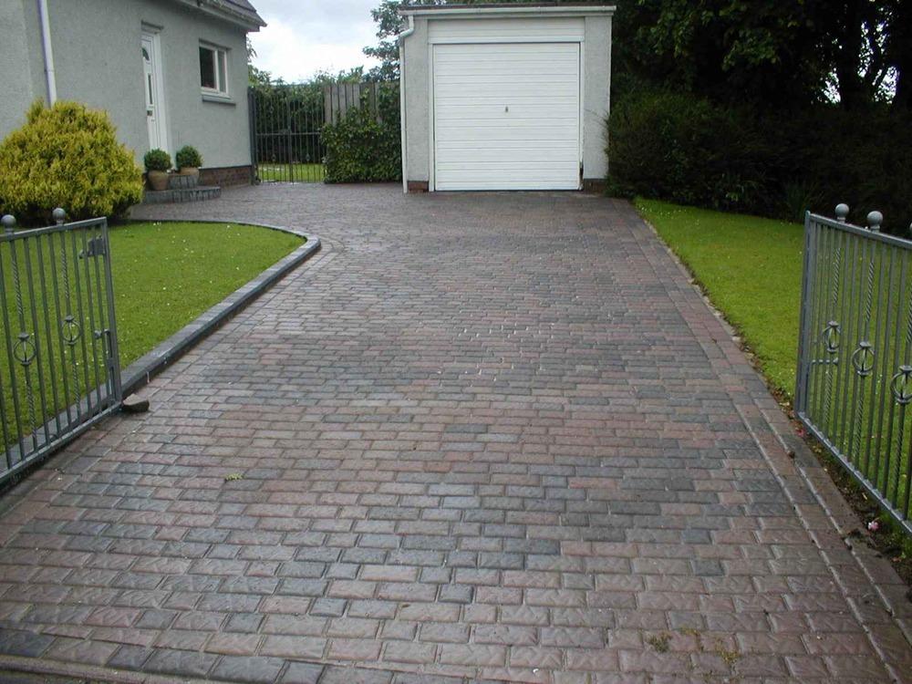 Garden Clear Design Driveway Landscape Gardening Job