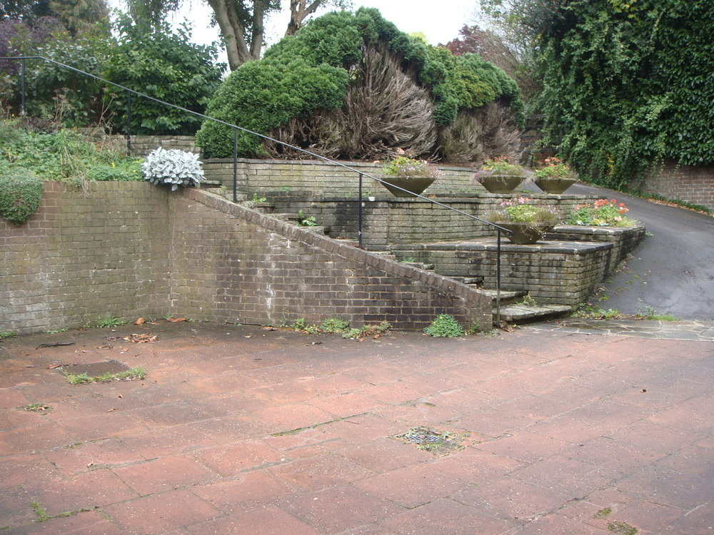 Design A Solution For Steep Driveway And Build It