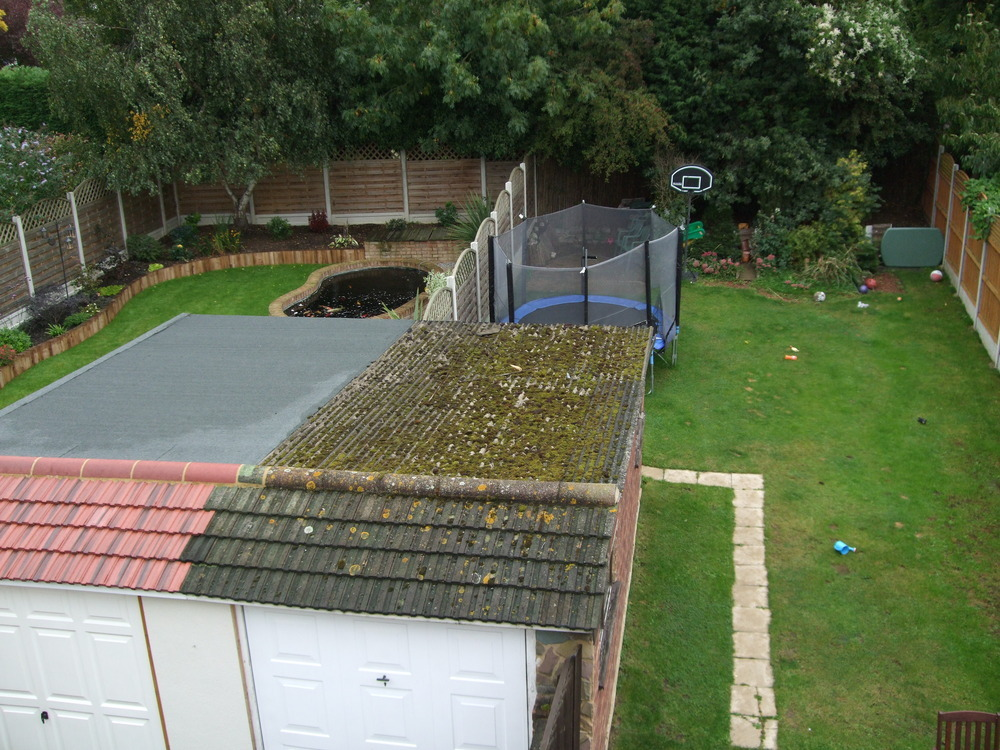 Garage Flat Roof Replacement - Roofing job in Billericay ...