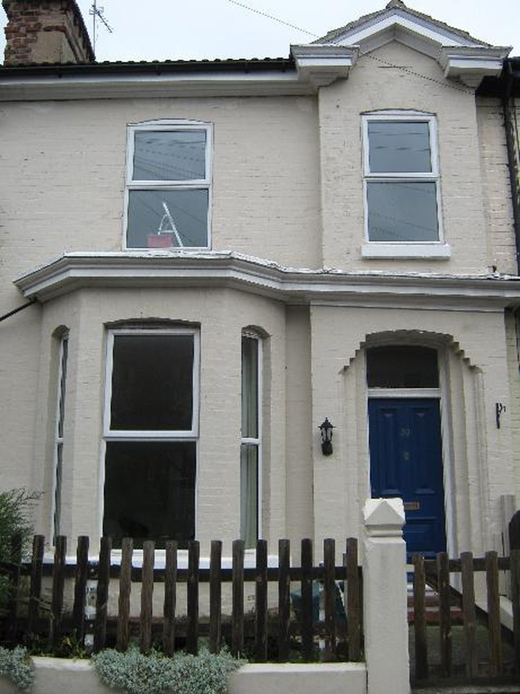 Seal and paint exterior wall painting decorating job in liverpool merseyside mybuilder - Exterior sealant paint decor ...