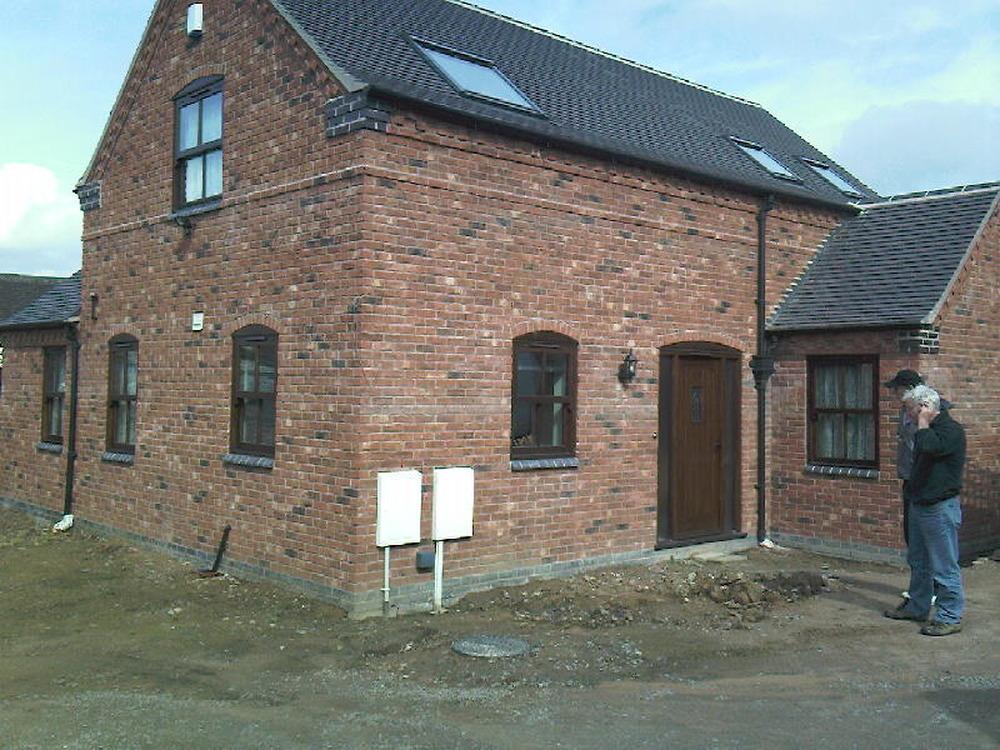 Tiler loft conversion specialist garage shed builder for Bathroom builders leicester