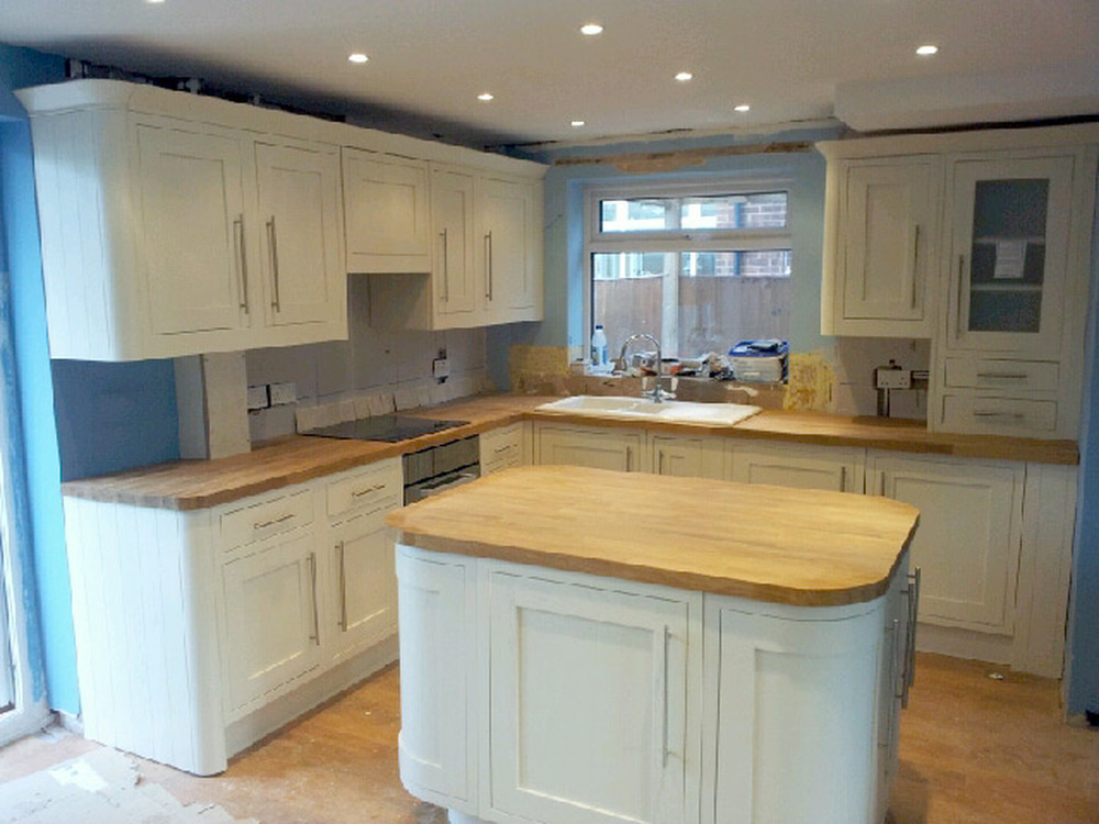 B Q Kitchen Islands 28 Images On Grey Cabinets
