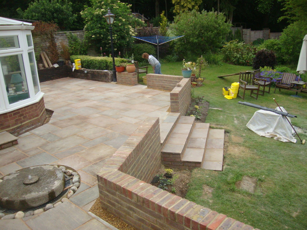 JEFF-MAC: 100% Feedback, Bricklayer, Driveway Paver, Landscape ...