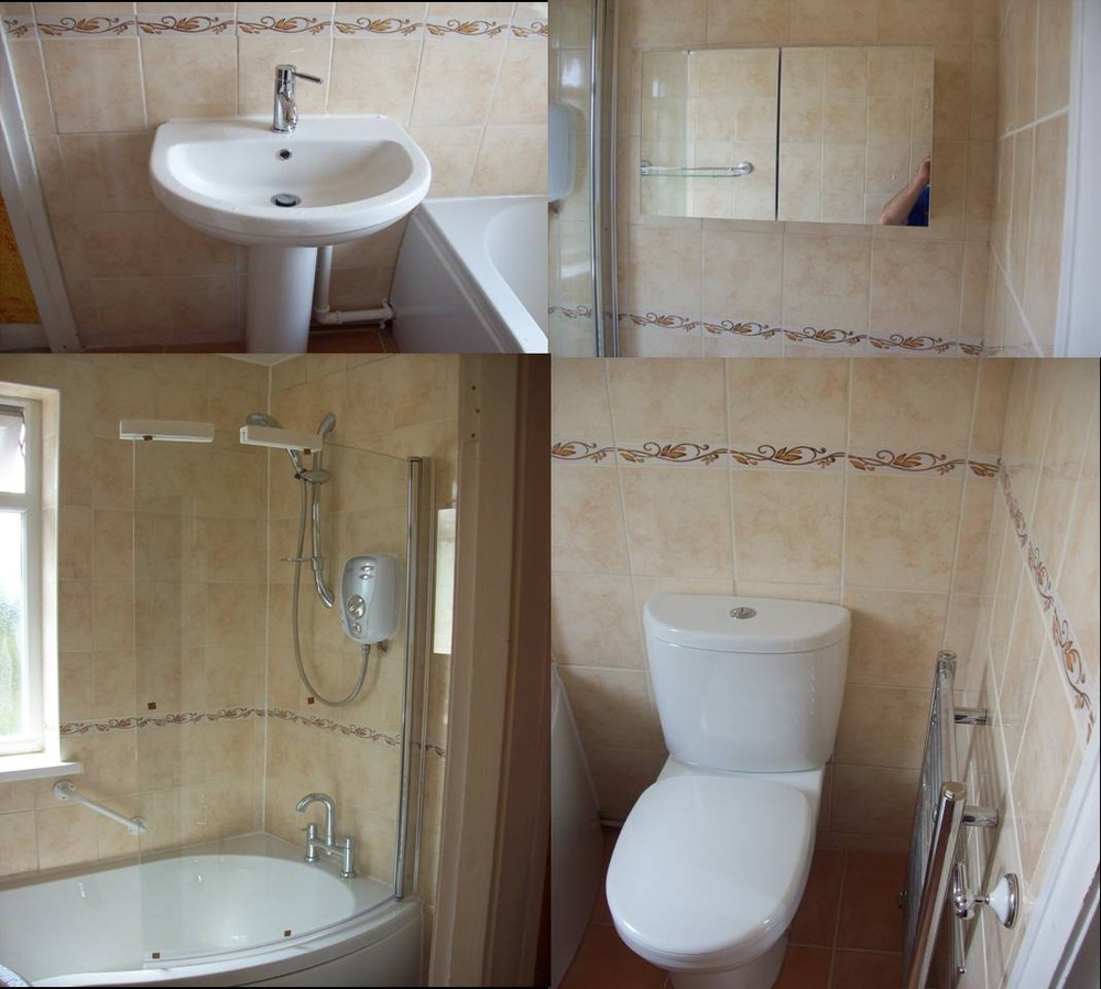 Jacksons plumbing services 91 feedback bathroom fitter for Bathroom builders leicester
