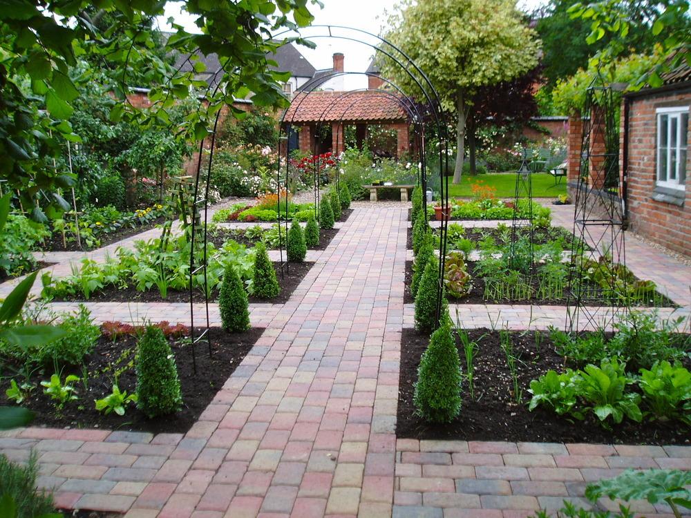 Landscape design for app landscaping ideas for low - Allee de jardin moderne ...