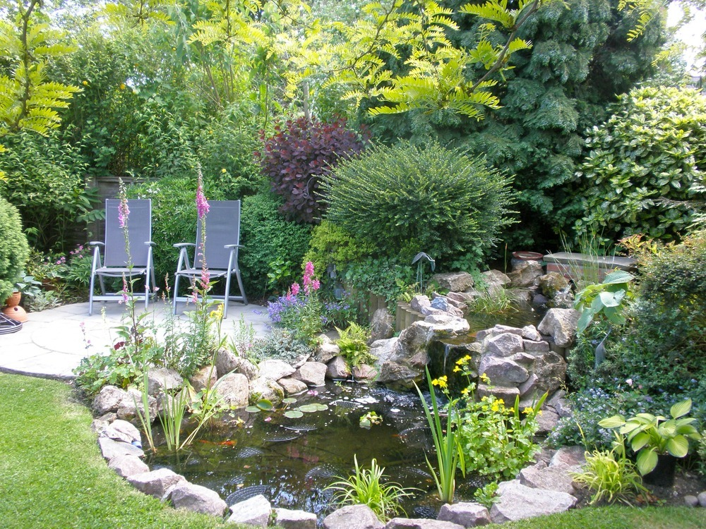 Garden Design Ideas Leicestershire : Barrow landscapes landscape gardener driveway paver garage shed builder in loughborough