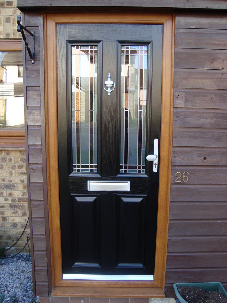 Double glazing essex ltd 100 feedback window fitter for Upvc french doors black