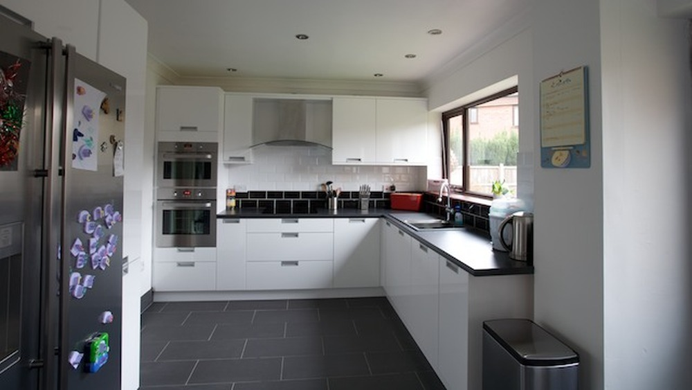 Flat pack kitchens for Wickes kitchen carcass