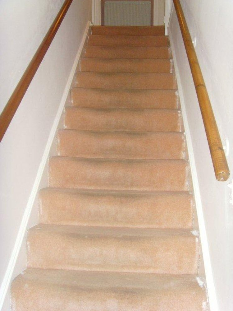 Carpeting Stairs Diy And Landing Carpet