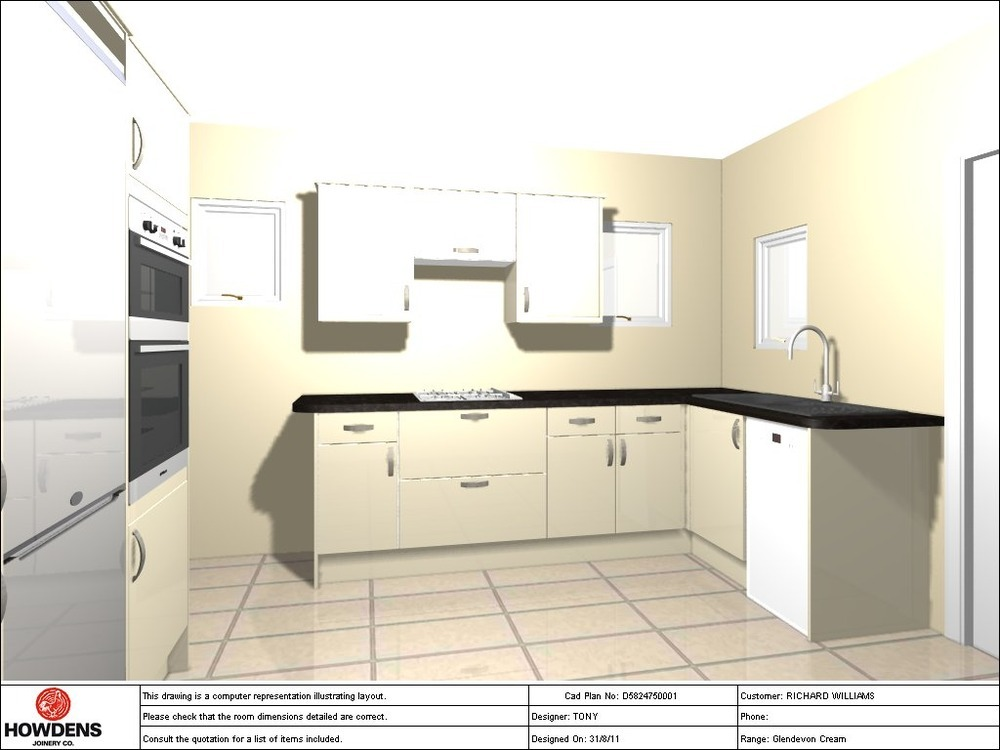 Fit kitchen wall base tall units oven kitchen for Fitting kitchen units