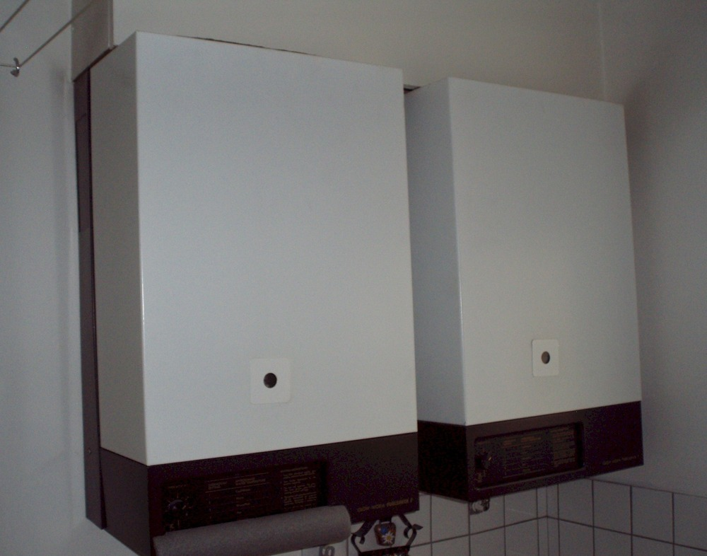 New Gas Boiler To Replace Old Gas Work Job In Slough
