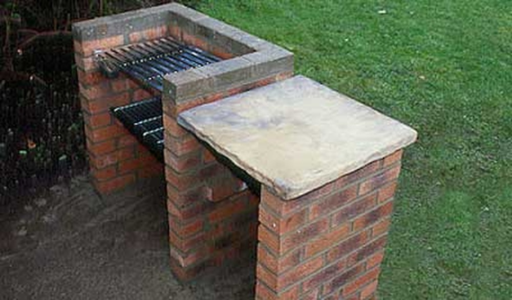 Cinder Block Bbq Grill Plans | 2017 - 2018 Best Cars Reviews