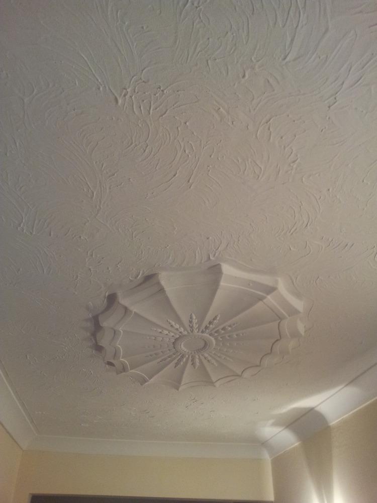 Patching an artex ceiling The Original Plasterers Forum