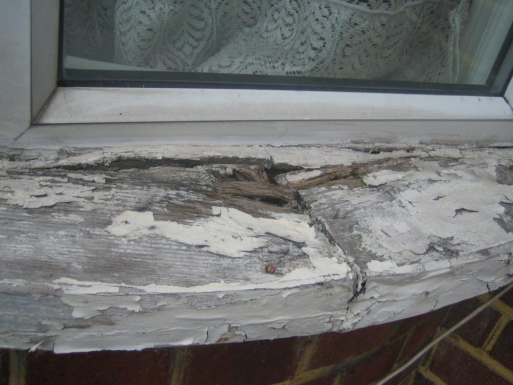 Replace An Exterior Rotten Wooden Window Sill Windows Job In Harrow Middlesex Mybuilder