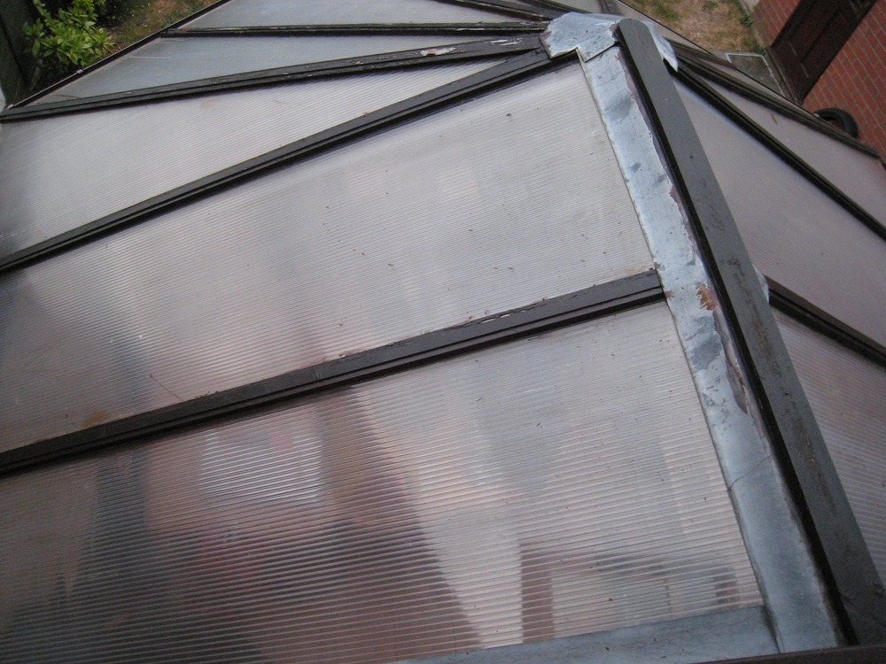 Wooden Conservatory Roof Supports Replacement Carpentry