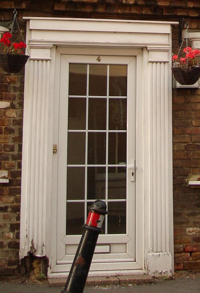 Front Door Surround Carpentry Joinery Job In Slough Berkshire MyBu