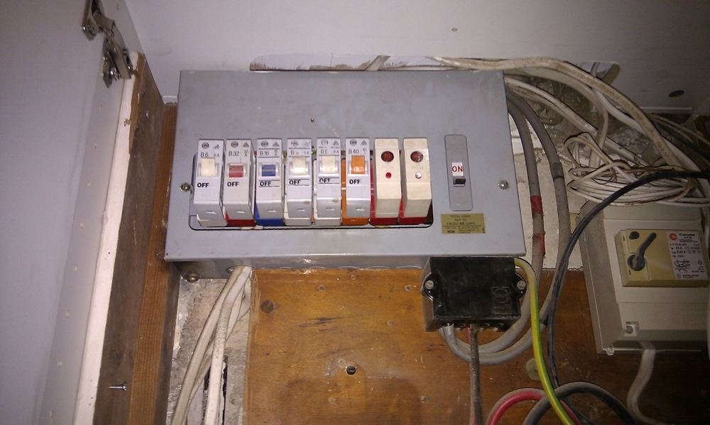 Electrical Fuse Box Fuse Box And Electrical