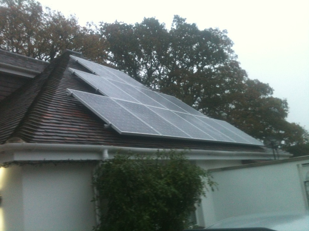 Northern Renewables Installation Ltd 100 Feedback