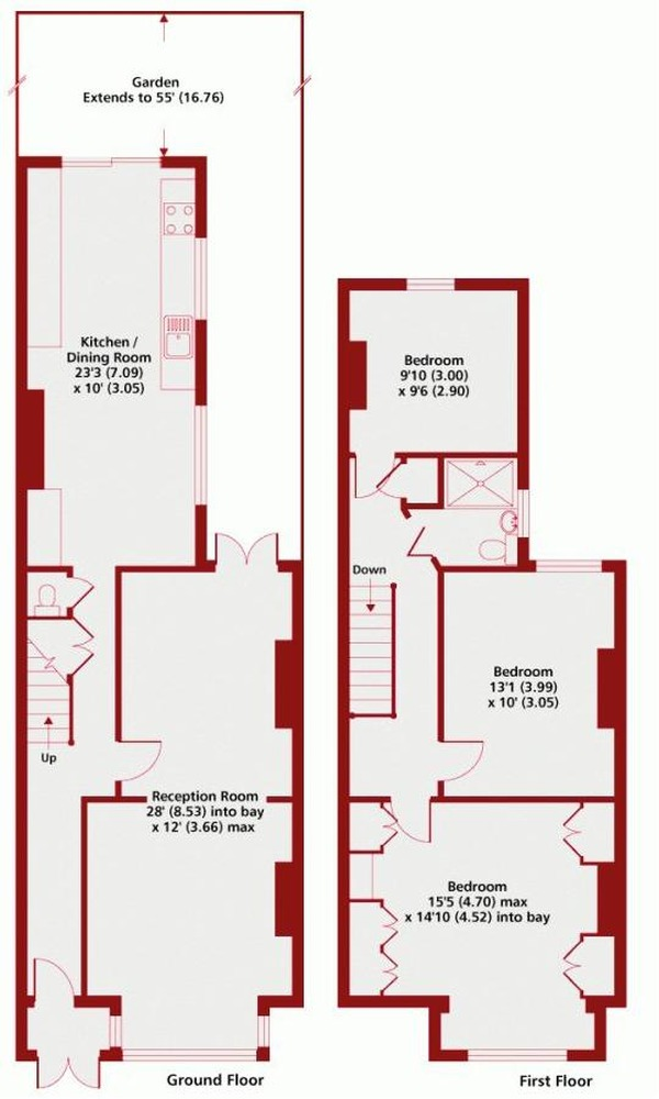 Mirrasheds shed extension plans for Extension floor plans