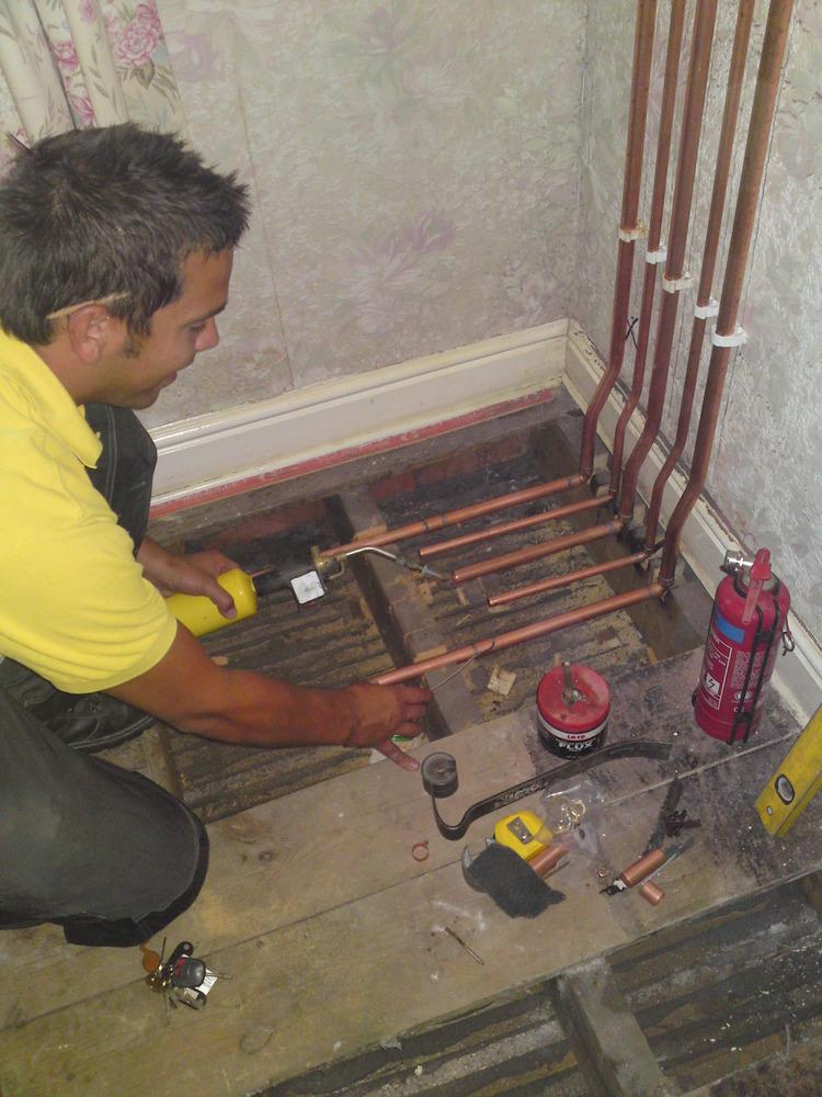 Joe Pring Plumbing Amp Heating 100 Feedback Plumber