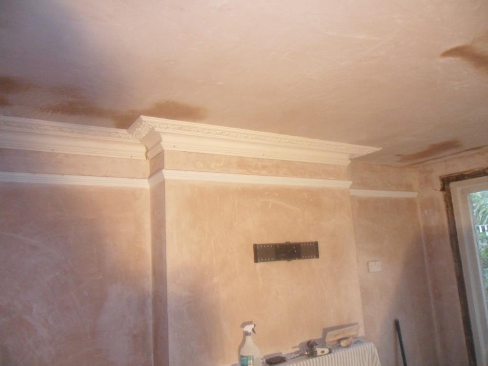 Plaster decoration company ltd 100 feedback plasterer restoration refurb specialist tiler - Decorative plaster walls ...