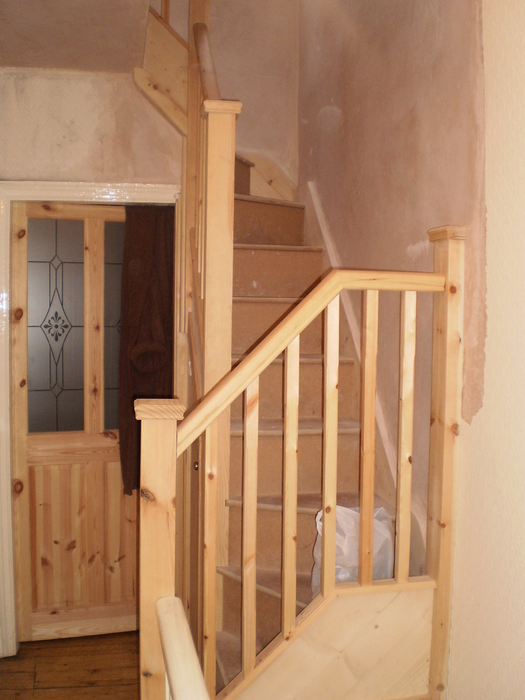 ... staircase - Painting & Decorating job in Chester, Cheshire - MyBuilder