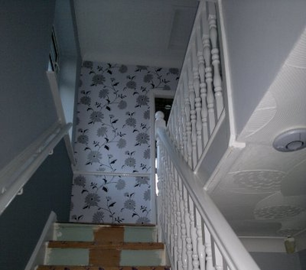 Hall Stairs And Landing Wallpaper Ideas K 2017
