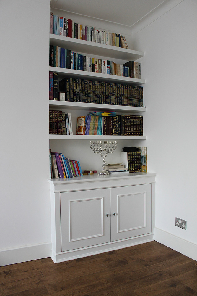 Bespoke Fitted Wardrobes And Cupboard Carpentry