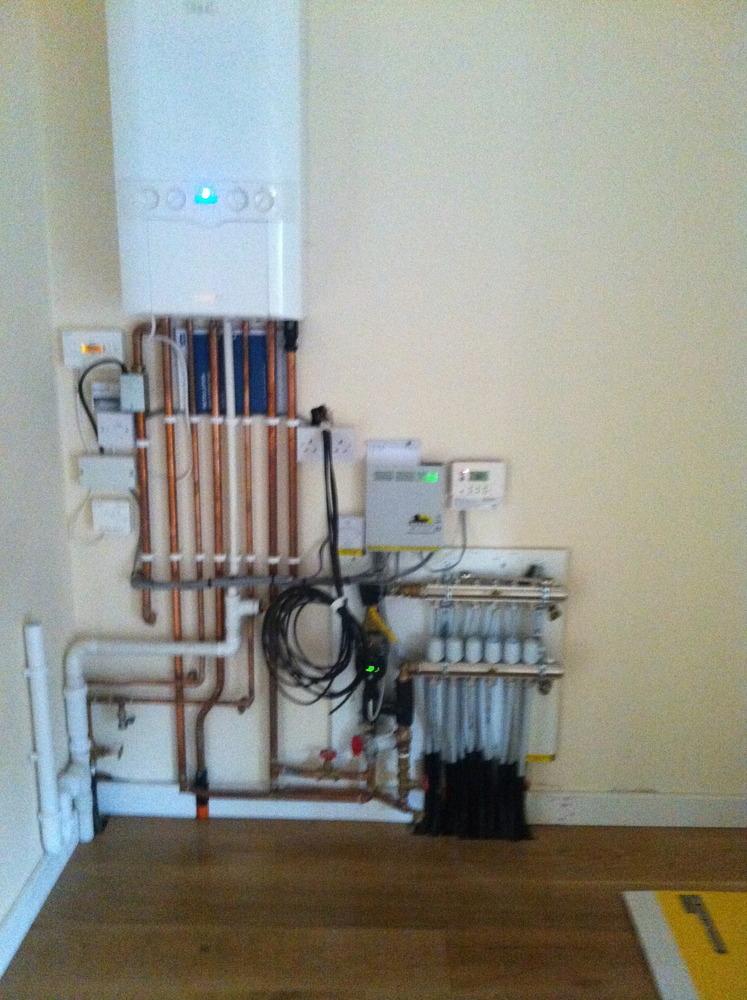Combi Boiler: Combi Boiler Underfloor Heating SystemCombi Boiler - blogger