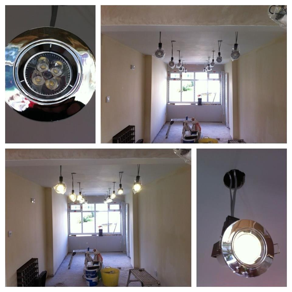 Led Lights For Domestic Garage: Mercury Electrical: 100% Feedback, Electrician In Prenton