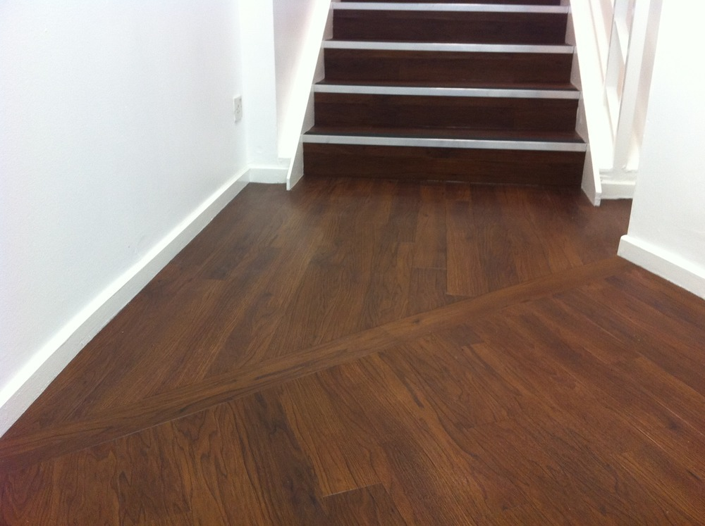 Laminate flooring tarkett laminate flooring problems for Floating laminate floor