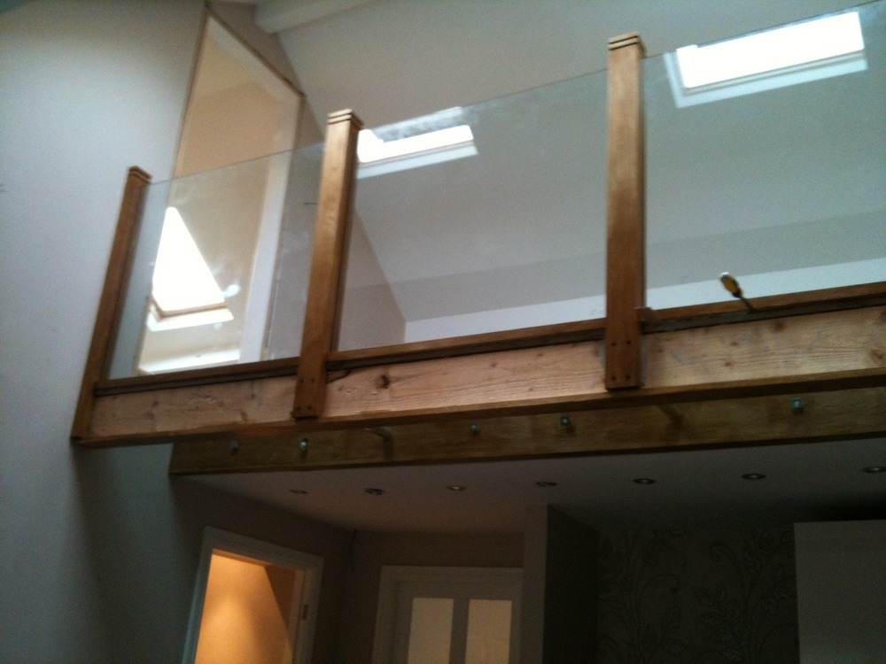 Mezzanine floor how to build a mezzanine floor for bedroom for How to build a mezzanine floor in your home
