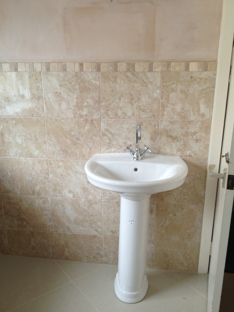 Masterfix 100 feedback bathroom fitter kitchen fitter for Bathroom refitters