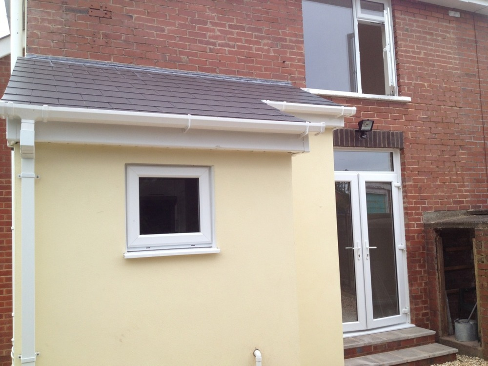 Tms construction 100 feedback carpenter joiner for Small room extension