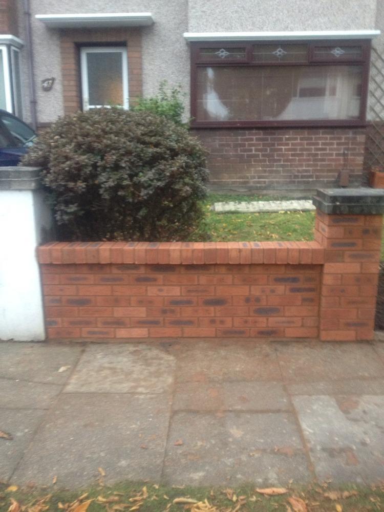 Keltic brickwork 100 feedback bricklayer damp proofing specialist