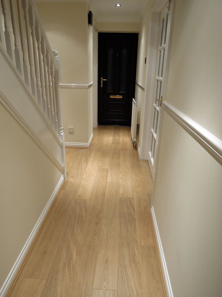 Laminate flooring cut around pipes laminate flooring for Columbia flooring installation instructions