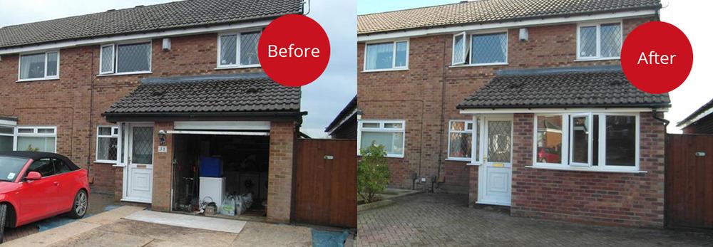 granada home improvements 100 feedback conversion. Black Bedroom Furniture Sets. Home Design Ideas