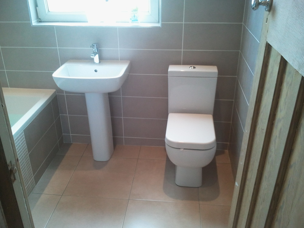 Dynamic Tiling Plumbing 100 Feedback Bathroom Fitter Plumber Tiler In Glasgow