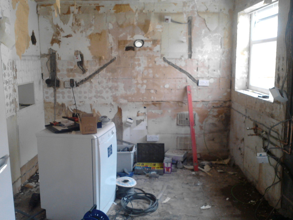kitchen ref pat after removal of old kitchen