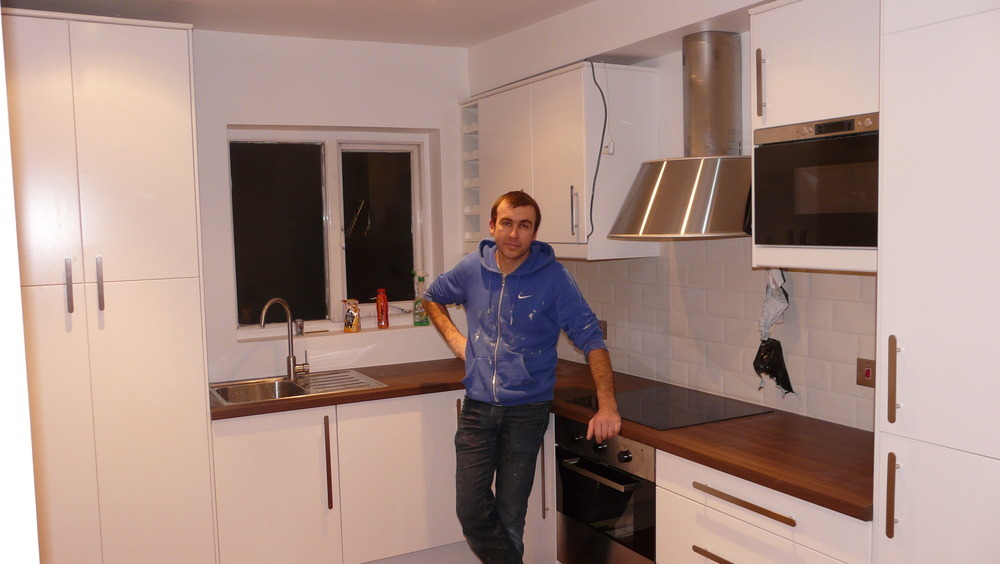 eurokitchens 100 feedback kitchen fitter bathroom