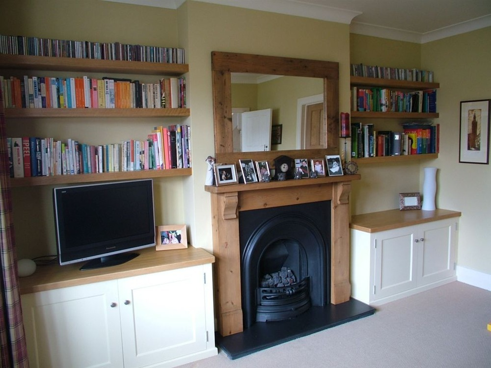 Fitted Wardrobe Alcove Cabinets Amp Shelves Carpentry